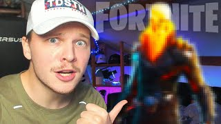 Je dois GAGNER la Coupe Ghostrider ! (Fortnite Battle Royale)