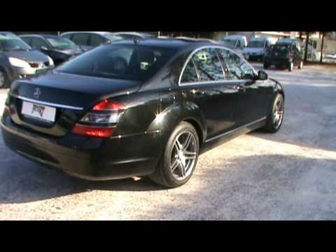 2006 Mercedes  S 350 7-G TRONIC  Full Review,Start Up, Engine, and In Depth Tour