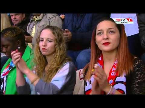 Benfica 0 - 3 Sporting 25.10.2015  jogo completo