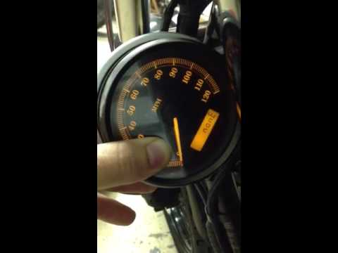 2007 sportster diagnostic codes - youtube