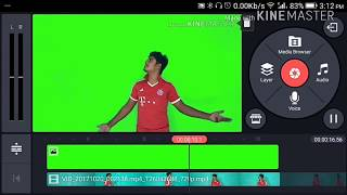 How to change video background using android mobile in kinemaster/ in bangla