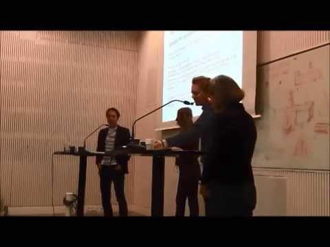 Seminariet Politisk konst i Umeå maj 2014