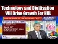 Harish Manwani:Technology and Digitisation Wll Drive Growth For HUL | Exclusive | CNBC TV18