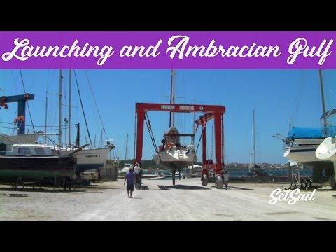 Sailing Through Greece: Ionion, E1 Launch and Ambracian Gulf
