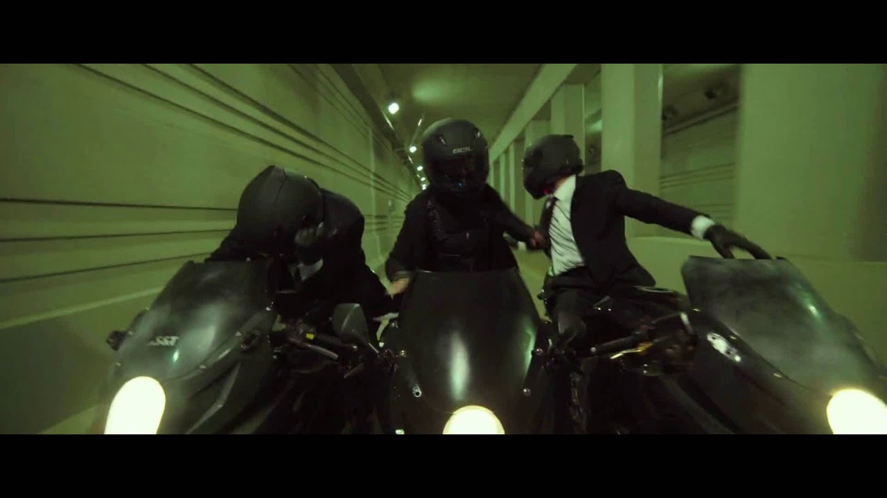 Download The Villainess  - Bike Chase Fight