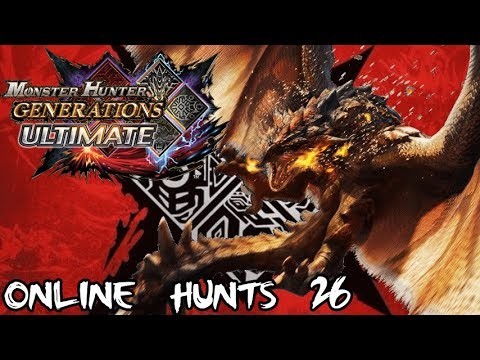Monster Hunter Generations Ultimate - Part 26: The Fresh Prince of G Rank Brooklyns thumbnail