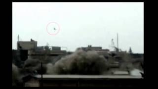 Video SYRIE. Vol plané d'un terroriste après la charge d'un tank syrien download MP3, MP4, WEBM, AVI, FLV April 2018