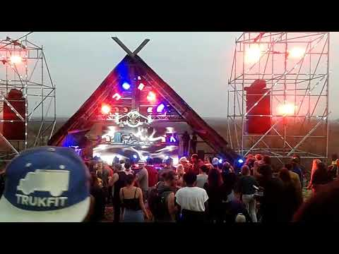 Cornelius (SA) Live at Oppikoppi 2017 Red Bull Live Stage