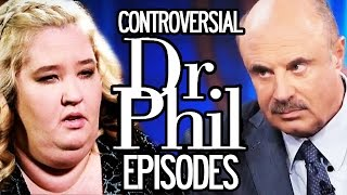 10 Controversial Dr. Phil Episodes