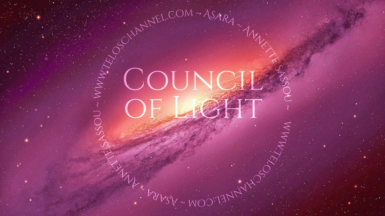 LATEST ENERGY UPDATE GALACTIC COUNCIL OF LIGHT THROUGH ASARA MARCH 31 2018