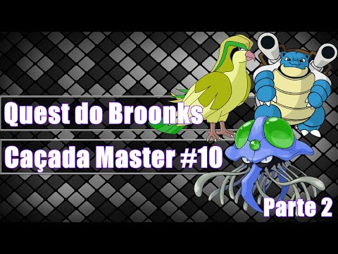 Gentleman Brooks Quest com Master PxG - Parte 2