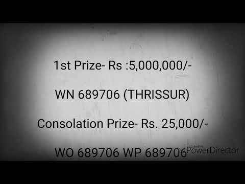 Winwin lottery results today   W-465   18/06/2018