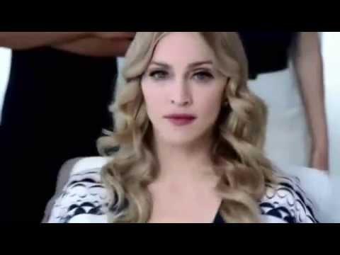 Madonna , H&M , fashion Commercial