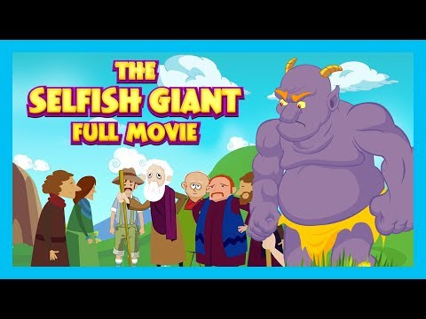 THE SELFISH GIANT - FULL ANIMATED MOVIE FOR KIDS    KIDS HUT STORYTELLING    TIA AND TOFU STORIES