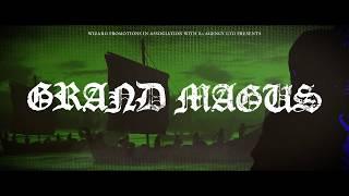 Grand Magus - Wolf God European Tour 2021- Trailer