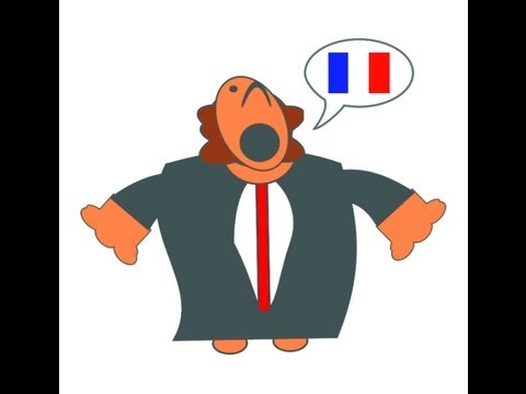French Diction Tutorial of