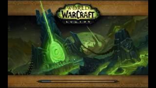 Сценарий Охотников за Демонами World of WarCraft Legion