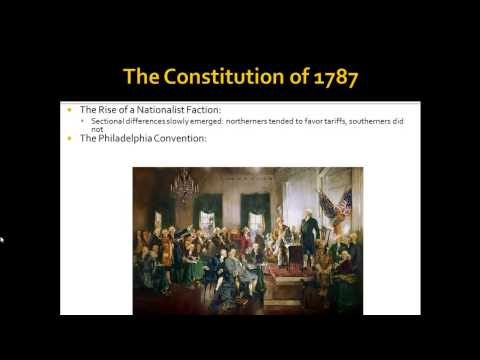 APUSH Review: America's History, Chapter 6 Review Video