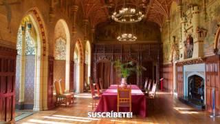 Interiores de Castillos Antiguos Impresionantes