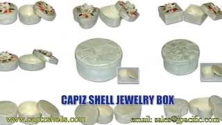 Capiz Raw Shells Philippines Supply Thumbnail