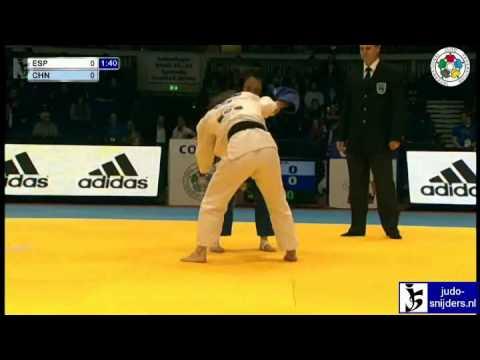 Oiana Blanco (ESP) - Fengjiao Li (CHN) [-48kg]