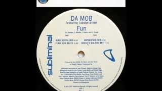 Da MOB + Jocelyn  Brown - Fun -  Main  Vocal  Mix.       1998.       (HD).