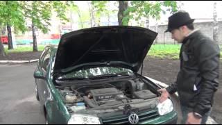 АнтИ-Тестдрайв: Volkswagen Golf 4 1.4 75 л.с.