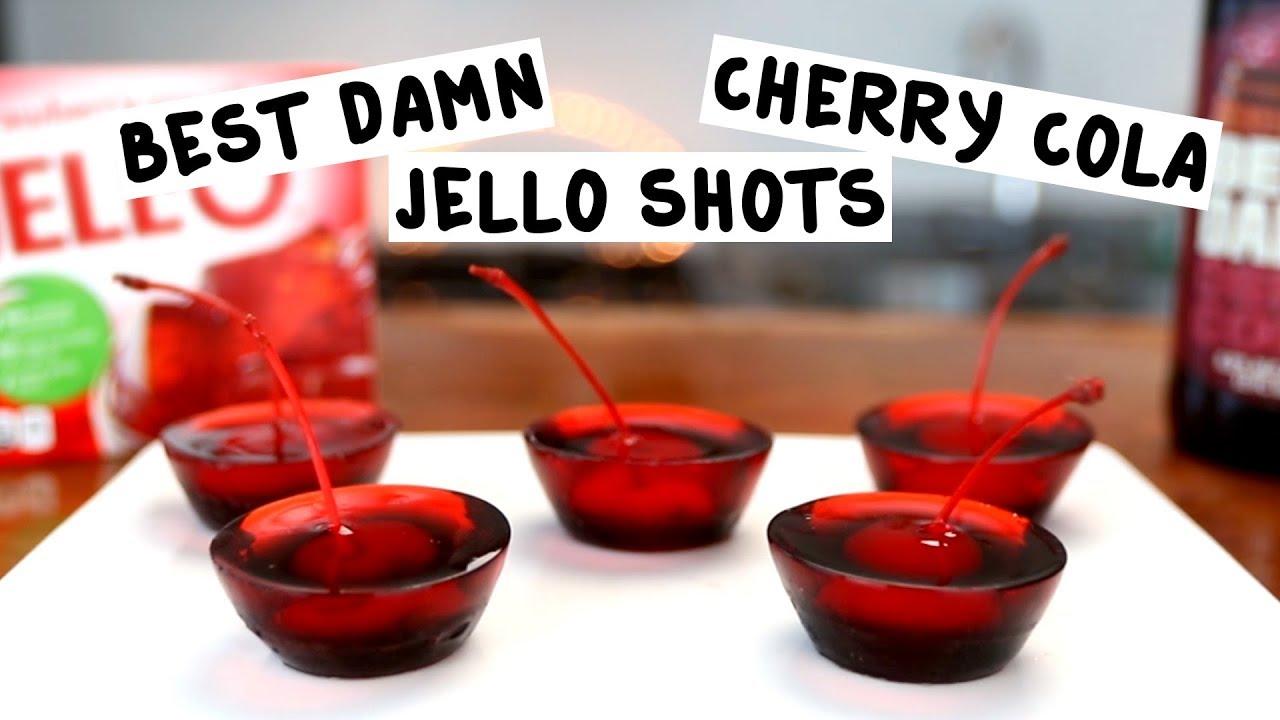 how to make jello shots tipsy bartender