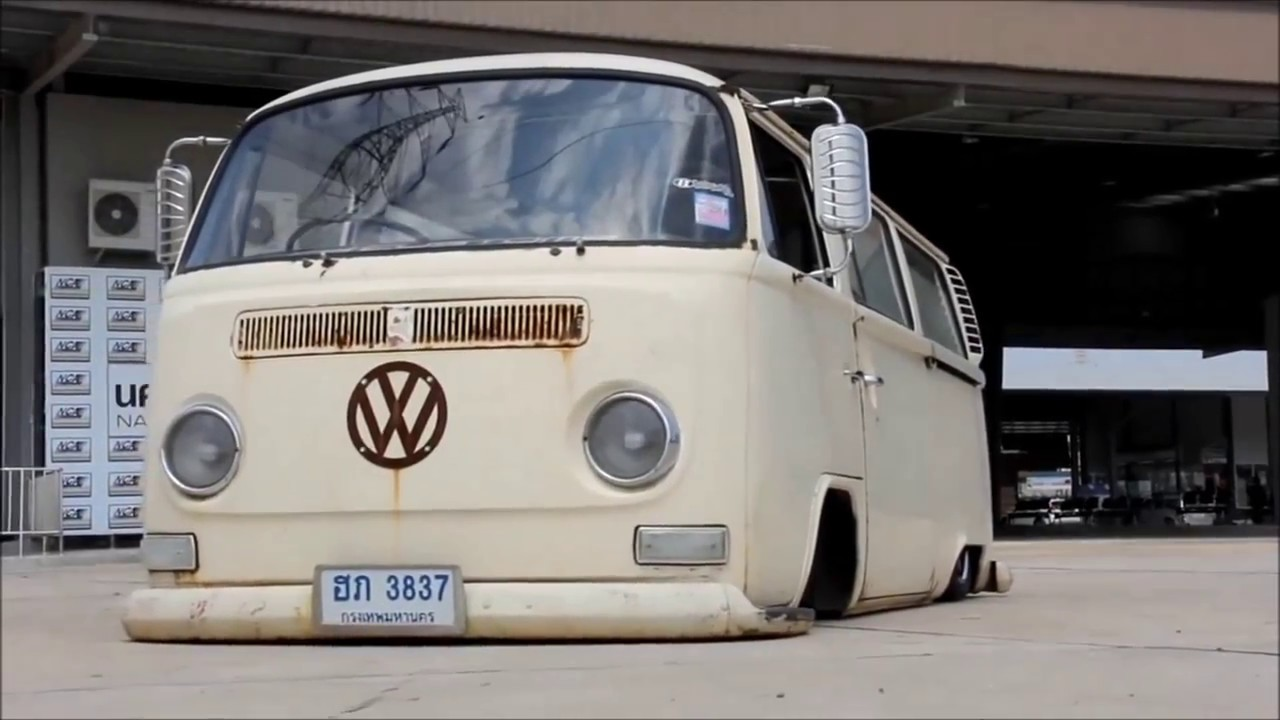 low vw bus t2 compilation youtube. Black Bedroom Furniture Sets. Home Design Ideas
