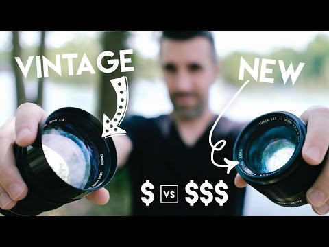 vintage-$100-lens-vs-new-$1000-lens!-using-cheaper-film-lenses-with-dslr's-and-mirrorless-cameras
