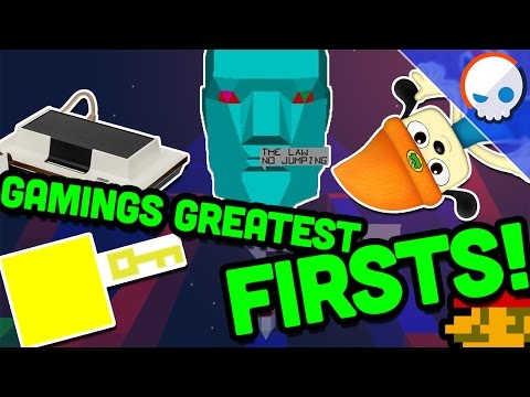 All of Gamings Firsts | Gnoggin