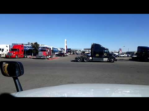 BigRigTravels LIVE! Truckstop Activity from the West Denver,  Colorado TA