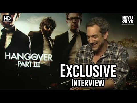 Todd Phillips - The Hangover 3 Exclusive Interview