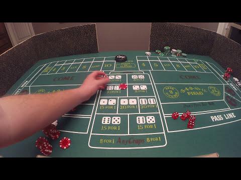 How to win big craps