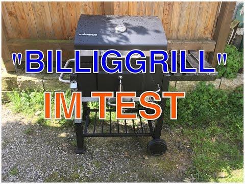 Einsteigergrill / Tepro Toronto / Lidl Grill / Obi Angular - Test --- Klaus grillt