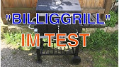 Trendline Holzkohlegrill Montreal Test : Holzkohlegrill toronto test ▷ der grill ist der hammer youtube