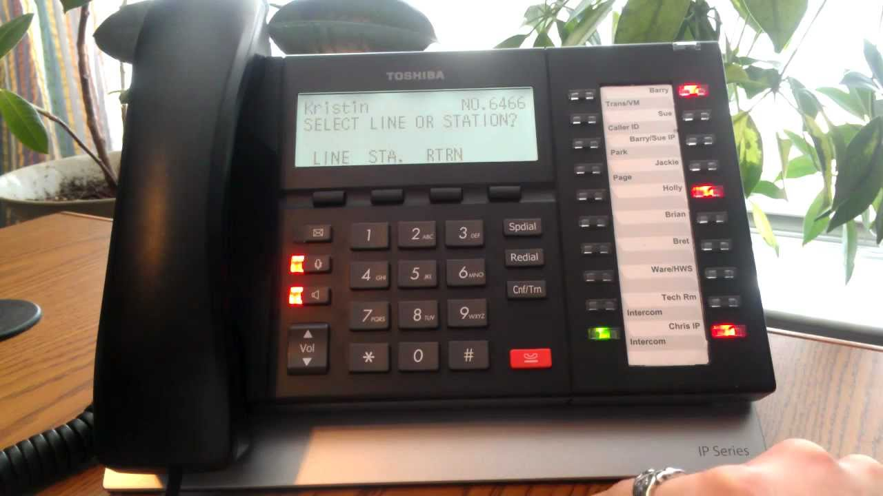 how to place a conference call from toshiba telephones acc telecom rh youtube com toshiba phone manual dp5022-sdm toshiba phone model dp5022-sdm manual