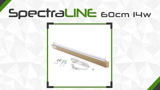 SpectraLINE 60cm 14W - Product Sheet BloomLED