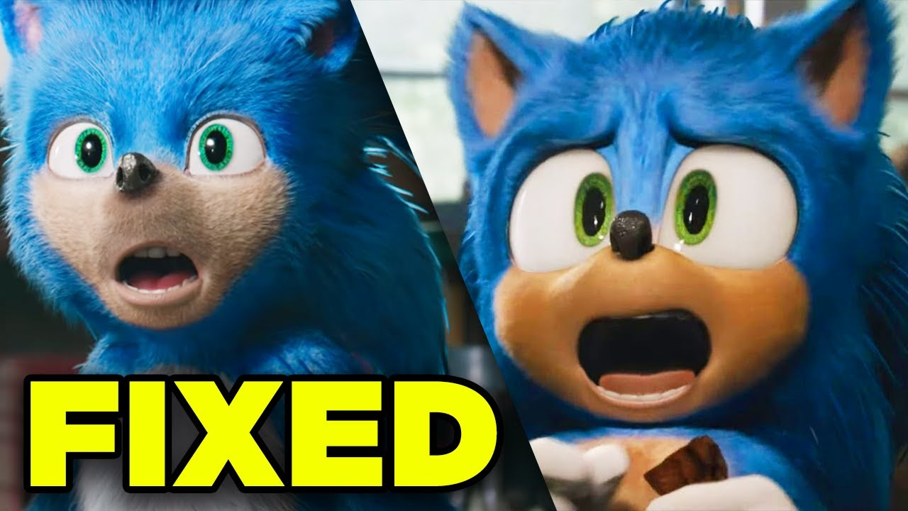 Sonic Trailer New Vfx Explained Comparison Design Analysis Youtube