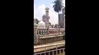 クアラルンプール マスジット・ジャメ Masjid Jamek Kua Lalumpur