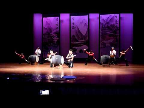 PBA Taiko 2011 Miyake Jima Kiyari Daiko