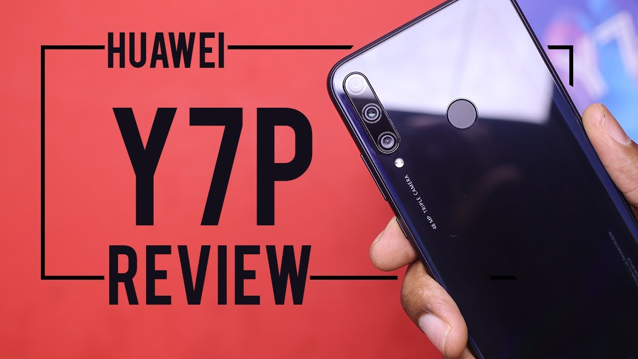 Huawei Y7P Review 3 Months later