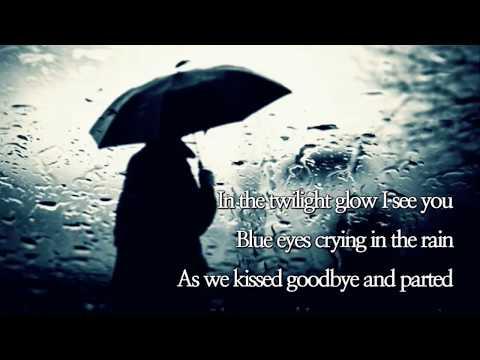 Blue Eyes Crying in the Rain / Brandi Carlile  (with Lyrics)
