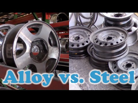 Alloy vs. Steel Wheels! - OriginalWheels.com