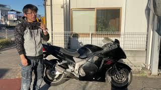 CBR1100XX「スーパーブラックバード」参考動画