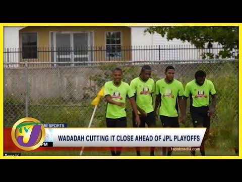 Wadadah Cutting it Close ahead of JPL Playoffs - Sept 29 2021