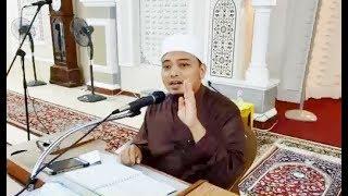 Ceramah 16 Ramadhan Ustaz Wadi Anuar 2018 - Tanda Allah Sambut Kita Atau Tidak Dalam Bulan Ramadhan