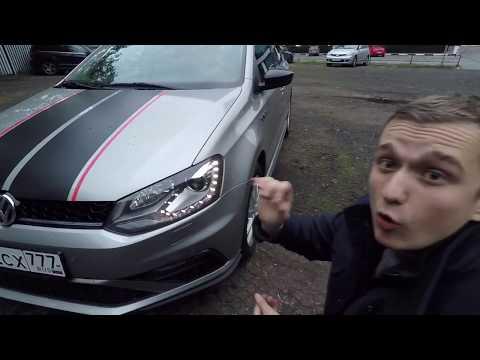 Тест-драйв Volkswagen Polo GT - дерзкий, дешевый, немецкий