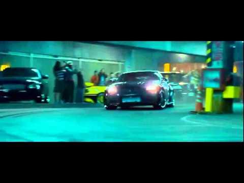 Tokyo Drift: Nissan Silvia S15 vs Nissan 350z (Garage Scene)