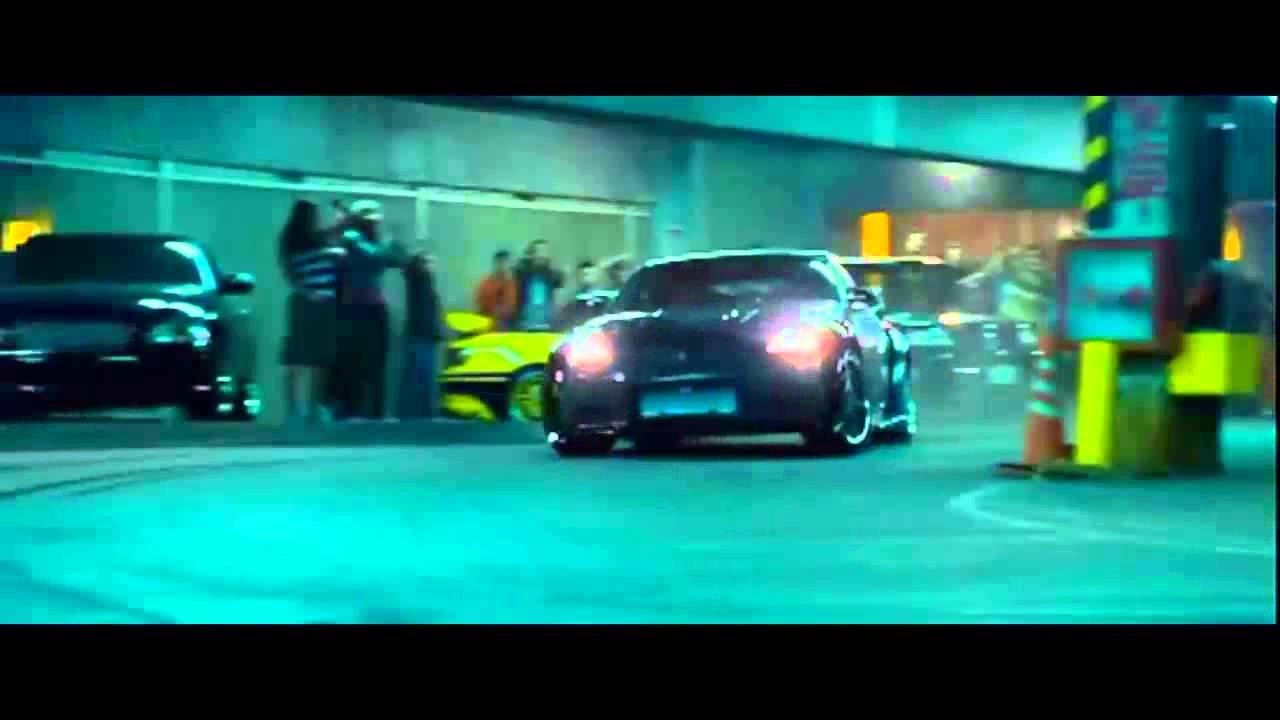 Tokyo Drift Nissan Silvia S15 Vs Nissan 350z Garage Scene Youtube